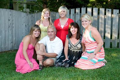 Linck Family Photos  8/2/08