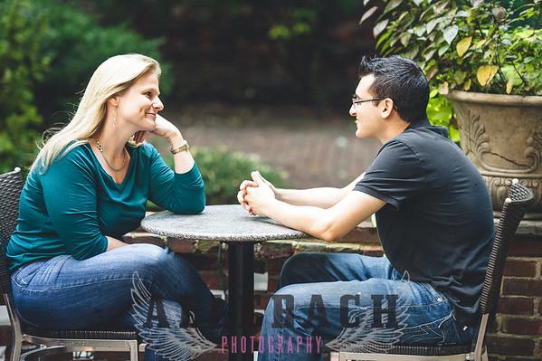Emily Josh Engagement