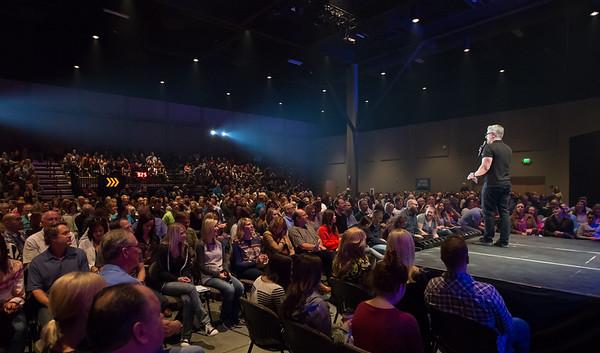 Blue Oaks Sunday Service-February 28, 2016