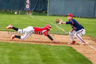 Baseball SHS vs SFHS 4-25-2017