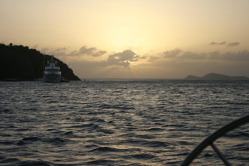 Sailing BVI