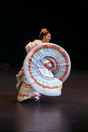 CALPULLI Danza Mexicana