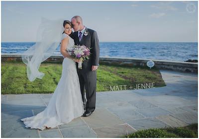 Matt + Jennie - Kennebunkport, ME