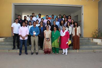 Alumni volunteers meeting