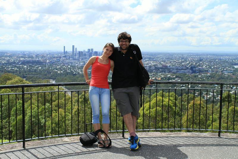 Brisbane and us