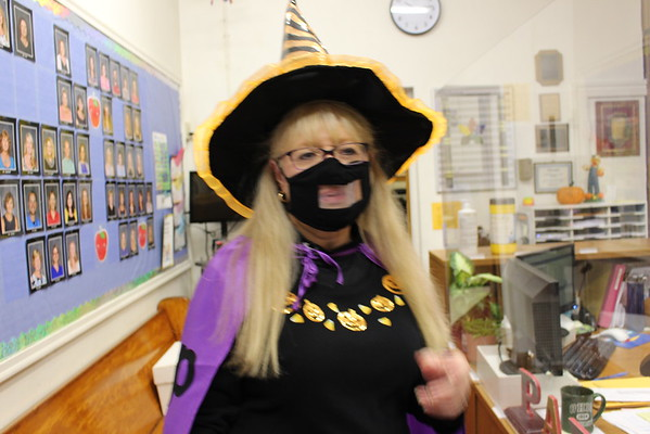 '20 Scary Halloween Times at Park School!