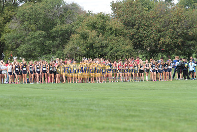 Nike Girls (High School) Elite Race - 2011 Spartan Invite XC