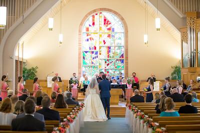 Hilary & Brett Wedding