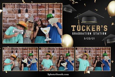 Tucker's Graduation Station