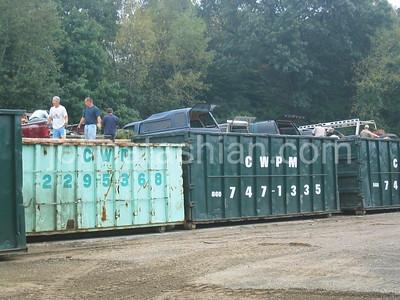 Southington Dump - Town Refuse - September 26, 2003