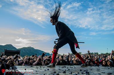 Avatar @ Norway Rock Festival 2016.