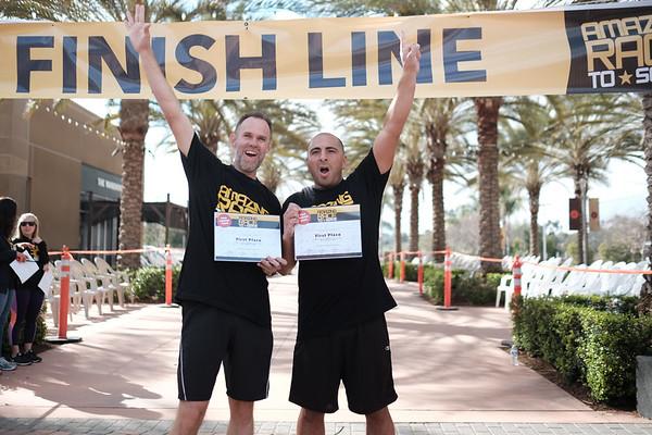 Amazing Race to Serve 2017 Awards Ceremony