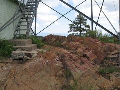 Yavapai County, Mt. Union - Aug. 19, 2012