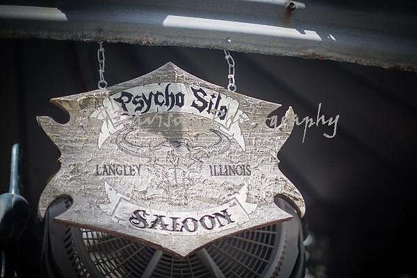 Psycho Silo Saloon Photo Shoot, 6/12/21