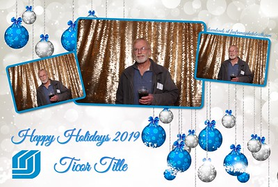 Ticor Title 2019 Holiday Party