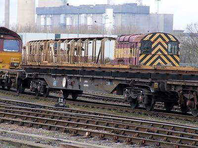 FZA - Bogie Rail Wagon