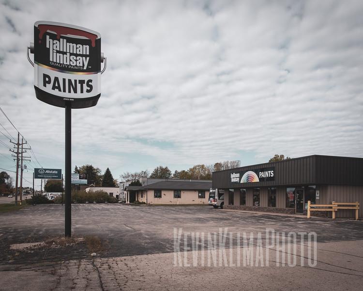 Hallman/Lindsay Paints