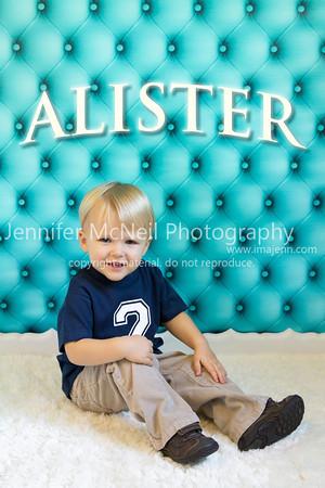 Alister - Mini Session