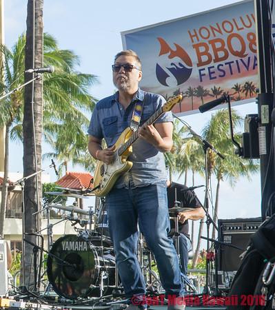 Honolulu BBQ and Blues Festival 6-18-2016