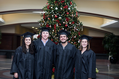Graduating seniors Dec. 15, 2016