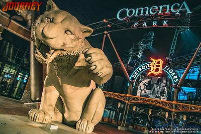 Comerica Park - Detroit, MI 7.13.18