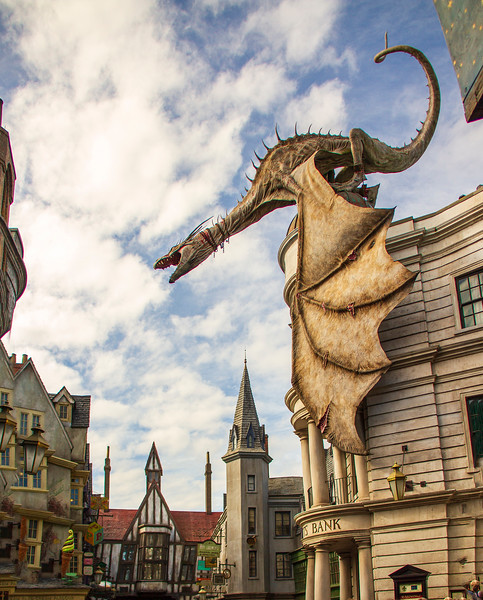 Diagon Alley, Wizarding World of Harry Potter, Florida