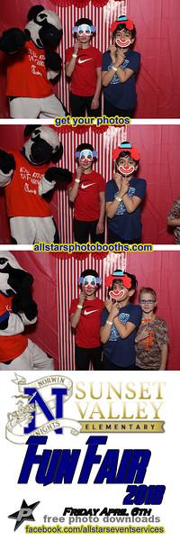 2018-4-06 PRINTS Norwin Sunset Valley Elementary School Fun Fair