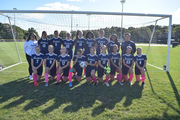 FHS Girls Soccer 2019