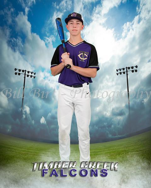 TCHS Baseball 19-20