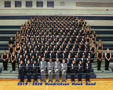 2019 2020 Hawk Band