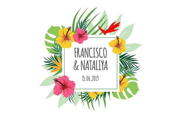 Francisco & Nataliya - 15 junio 2019
