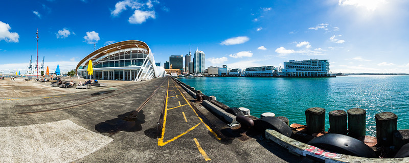 The Cloud - Queens Wharf