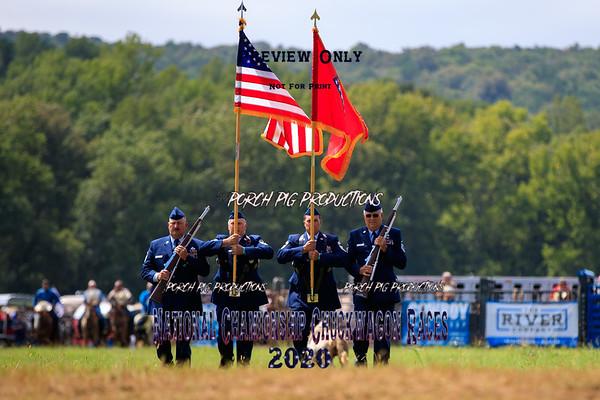 Arkansas Color Guard