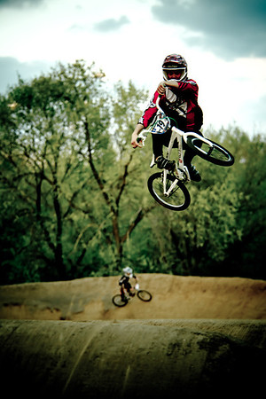 Pineview Park BMX STYLISH!!