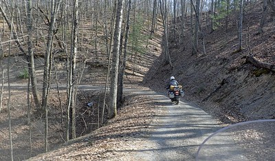 Mid-Atlantic Backcounty Discovery Route 2018
