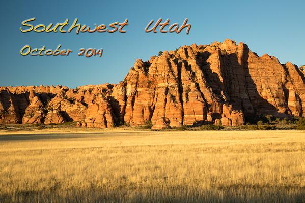 Southwest Utah 2014