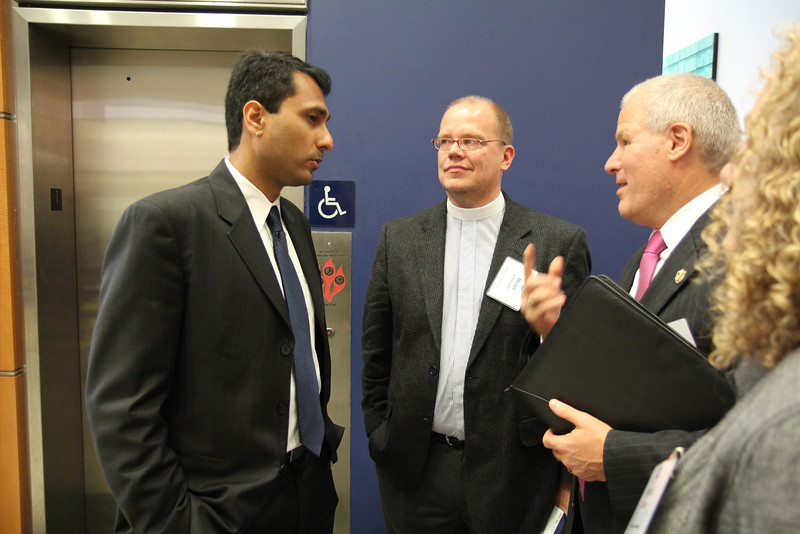 Gardner-Webb visits Washington DC for president Obama's Interfaith and Community Service Campus Challenge.