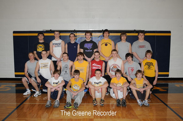 Track Boys Team pics