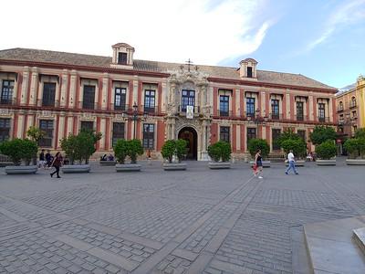 Sevilla, Spain 2019
