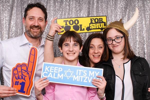 02-01-2020 Joss' Bar Mitzvah