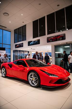 Ferrari F8 Tributo Launch