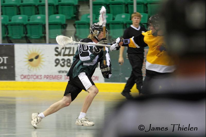 Okotoks Icemen vs Calgary Sabrecats 3 June 08, 2007
