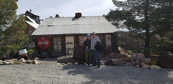 3-26-19 Eldorado Canyon ATV and Goldmine Tour