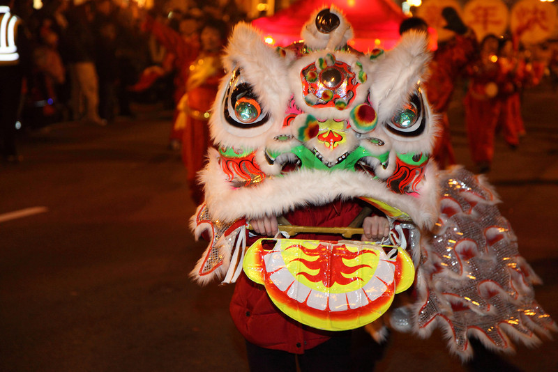 Lion Dance Copyright 2012 By Chi-Sun Chan