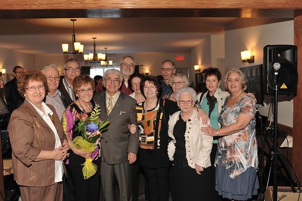 Denise fête ses 80 ans