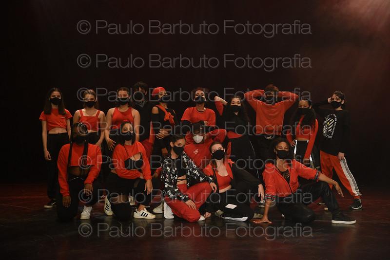 Jazz Funk Iniciante + Hip Hop Adulto Iniciante (Profº Fernando Borges)