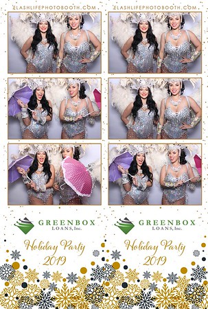 GreenBox Loan Holiday Party 2019