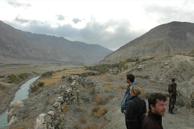 Khakha Qala Fort - Pamir Mountains, Tajikistan