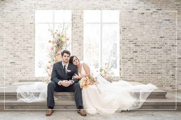 Spring Wedding Inspiration at The Peach Orchard in The Woodlands Texas