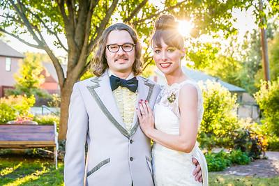 Lark and Carter Wedding